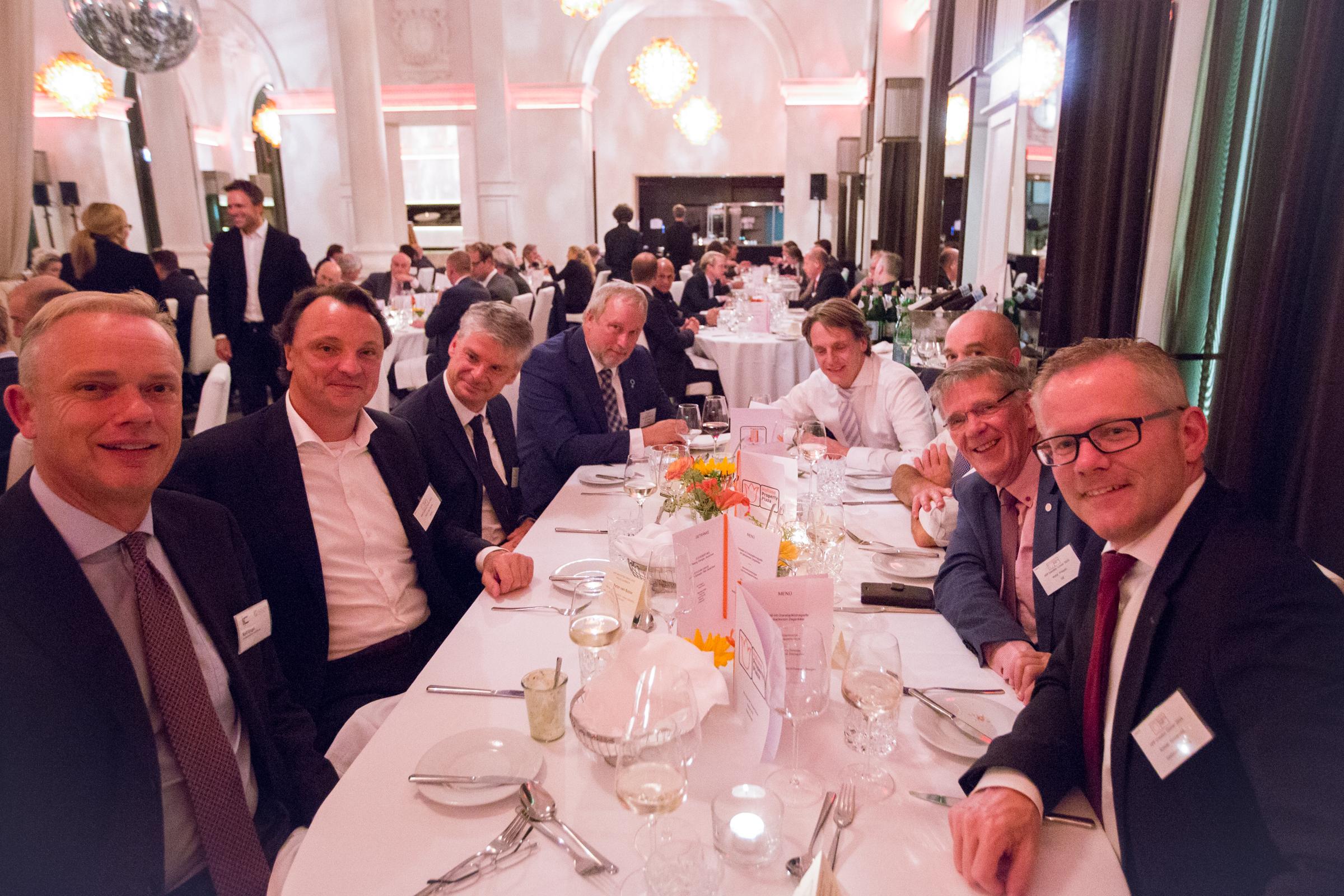 International Investors Dinner 2016