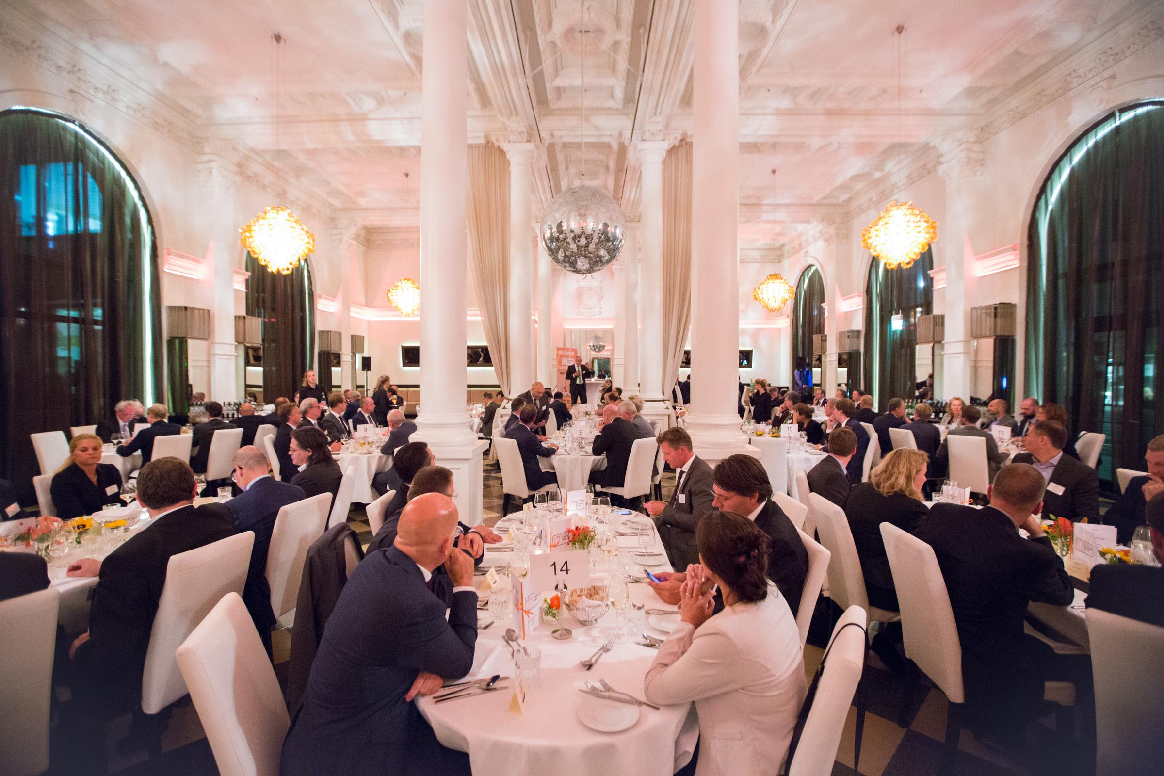 International Investor Dinner 2017