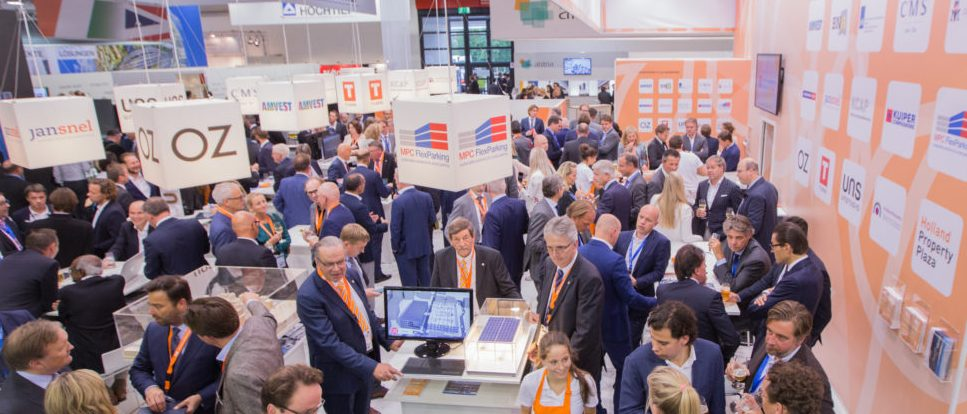 Meet VolkerWessels Vastgoed at Expo Real 2019 - Holland
