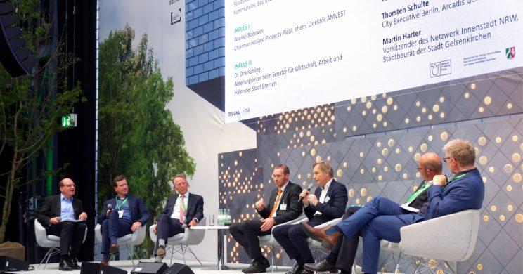 Wienke Bodewes on inner city area development