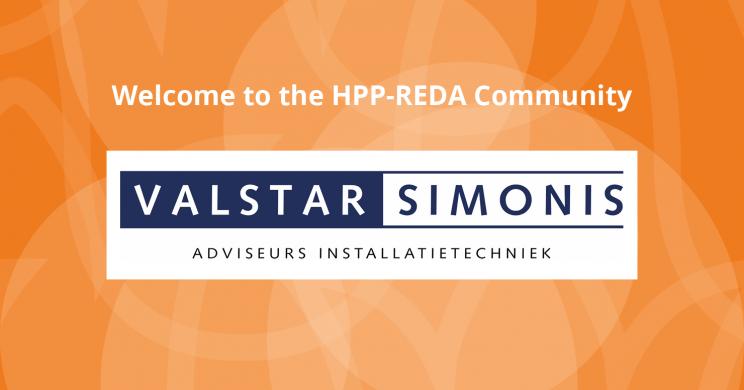 New HPP-REDA member