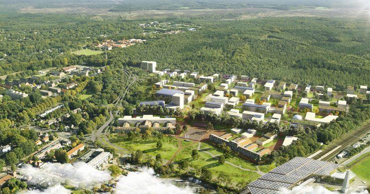 Green light for development of World Food Center Ede