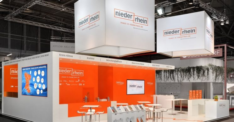 EXPO REAL in cooperation with Standort-Niederrhein
